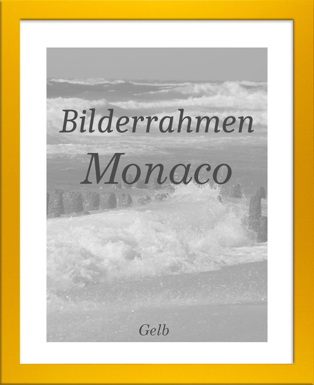 Bilderrahmen Monaco 46x64 cm Foto Poster Puzzle Galerie 64x46 cm