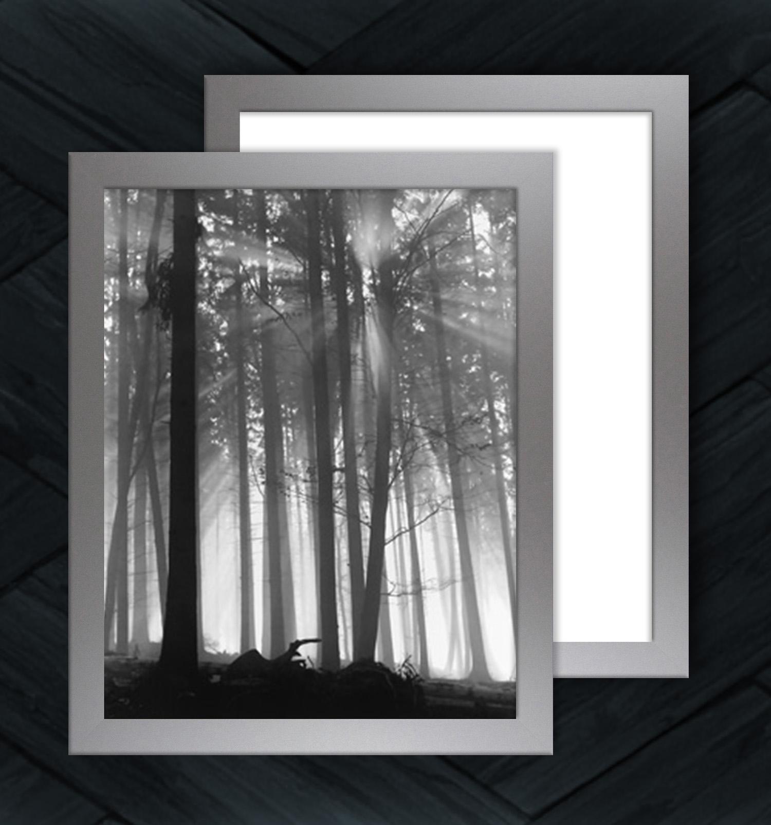Bilderrahmen Misano 41x51 cm Rückwandfarbe und Verglasung wählbar
