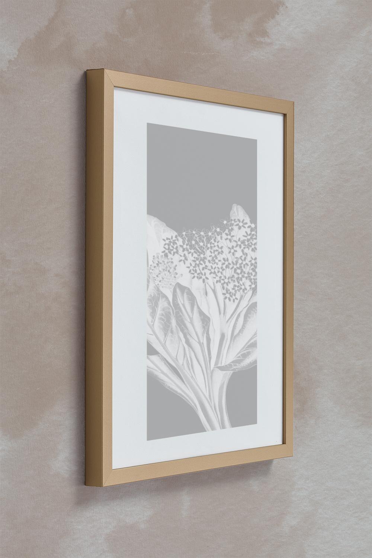 Bilderrahmen Malena 28x40 cm Foto Poster Puzzle Galerie 40x28 cm
