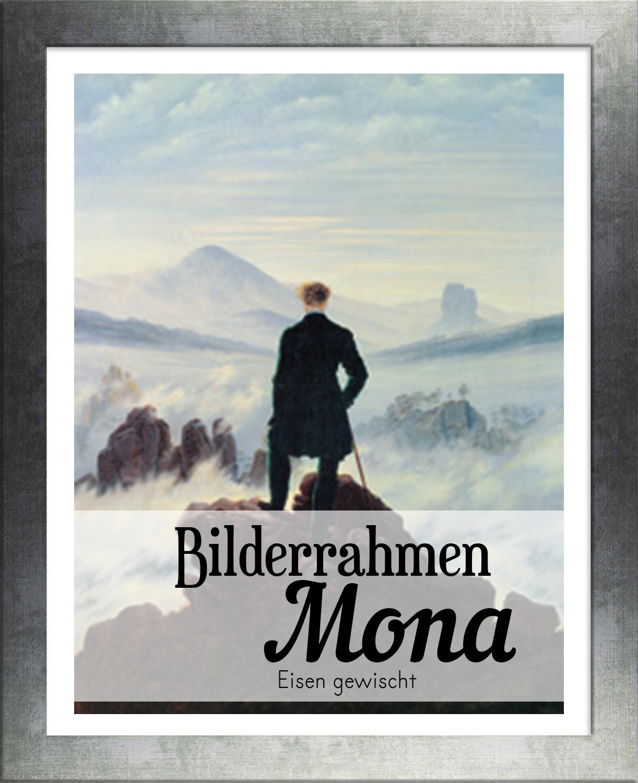 Mona 27 x 29 cm Bilderrahmen Homedeco 24 Holzwerkstoff Wahl Farbe Verglasung