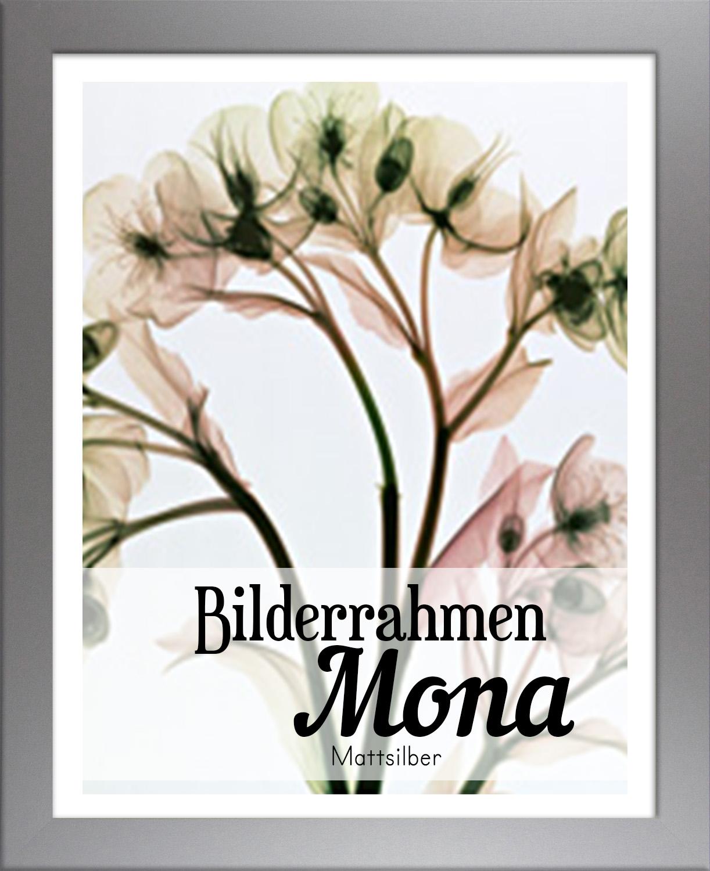 Mona 60 x 82,5 cm Bilderrahmen Homedeco 24 Holzwerkstoff Wahl Farbe Verglasung