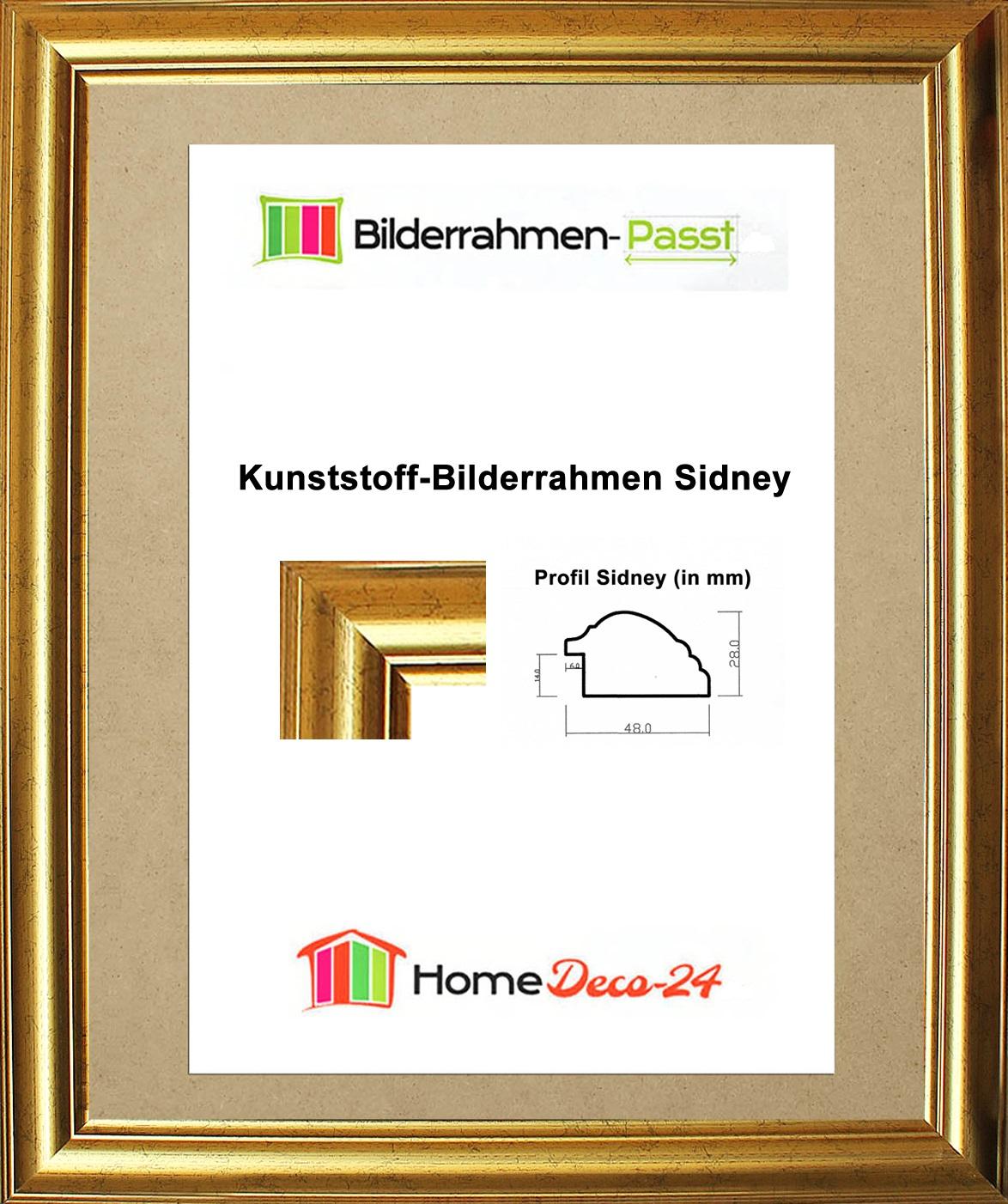 Sydney Bilderrahmen 10,5 x 14,9 cm Groessenwahl Farbwahl | eBay